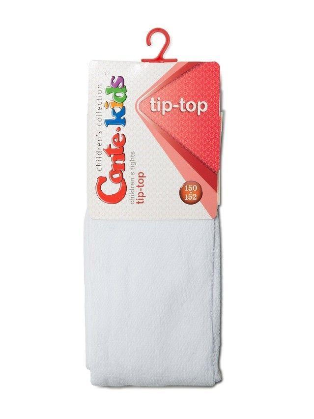 Rajstopy dla dzieci TIP-TOP, r. 140-146 (22),365 biały - 2