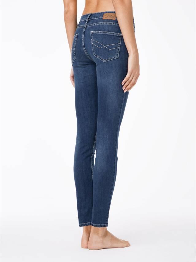 Spodnie jeansowe damskie CONTE ELEGANT 756/4909D, r.176-98, niebieski - 2
