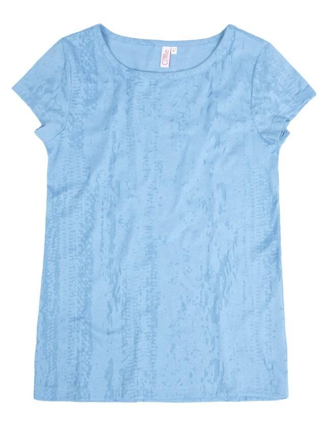 Bluzka LD 509, r. 158,164-88, szaro-błękitny - 1