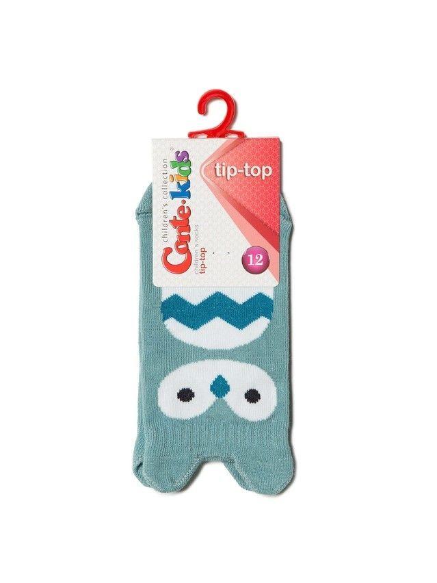 Skarpety dziecięce CONTE-KIDS TIP-TOP, r.12, 320 bladoturkusowy - 3