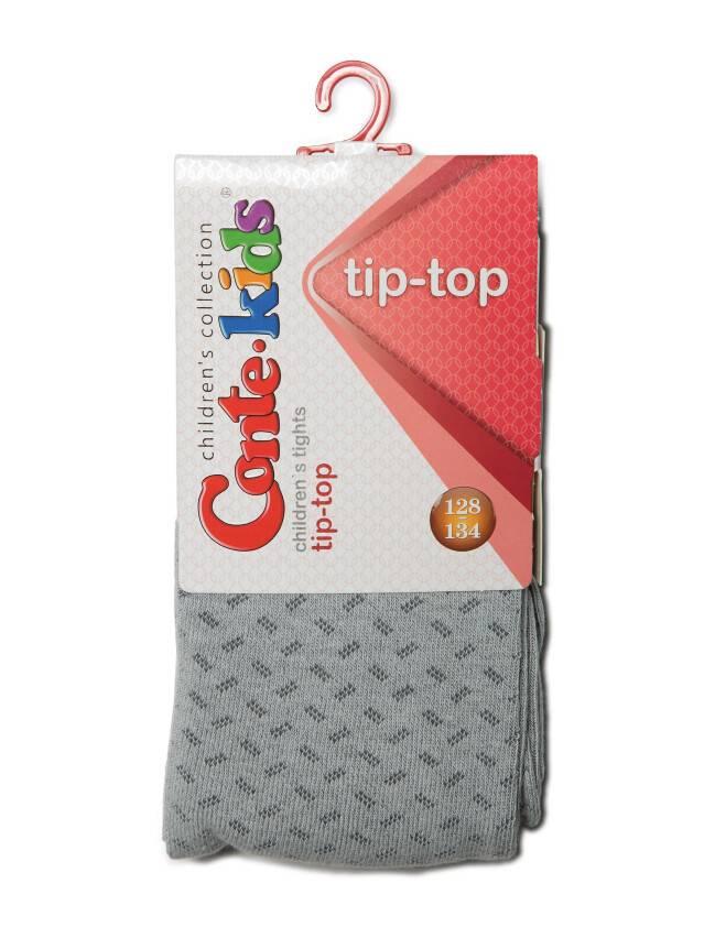 Rajstopy dziecięce CONTE-KIDS TIP-TOP, r.116-122 (18),453 jasnoszary - 2