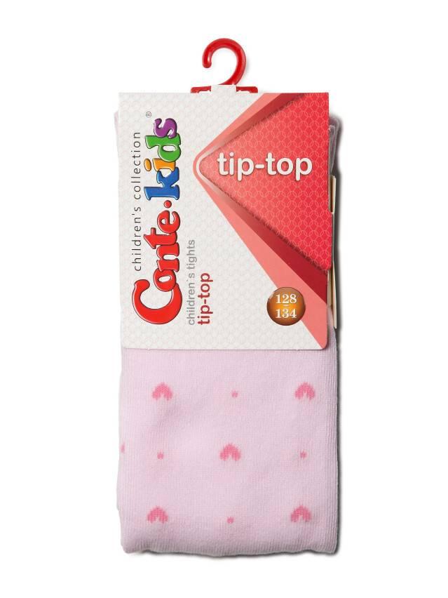 Rajstopy dziecięce CONTE KIDS TIP-TOP, r.116-122 (18),434 jasnoróżowy - 2