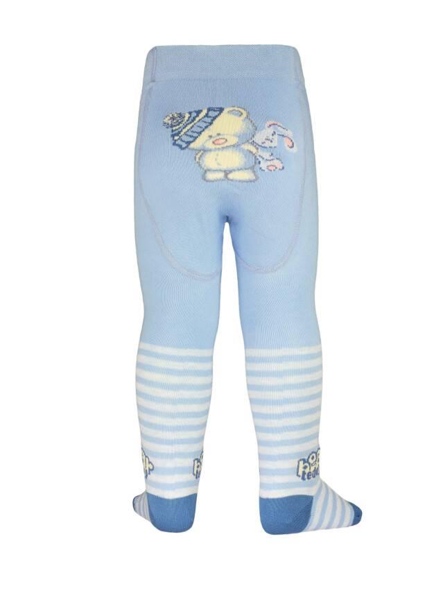 Rajstopy dziecięce TIP-TOP, r.62-74 (12),331 błękitny - 2