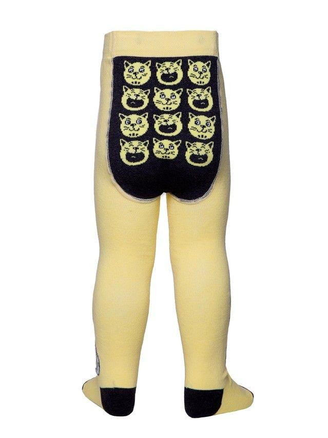 Rajstopy dziecięce CONTE KIDS TIP-TOP, r.104-110 (16),477 jasnożółty - 2