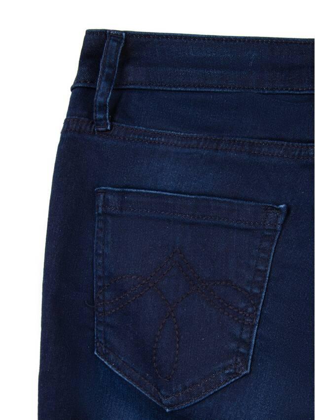 Spodnie denim CONTE ELEGANT CON-82, r.170-90, ciemnoniebieski - 7