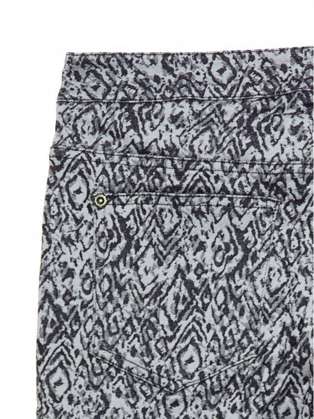 Spodnie damskie ERIDA, r. 164-64-92, black - 4