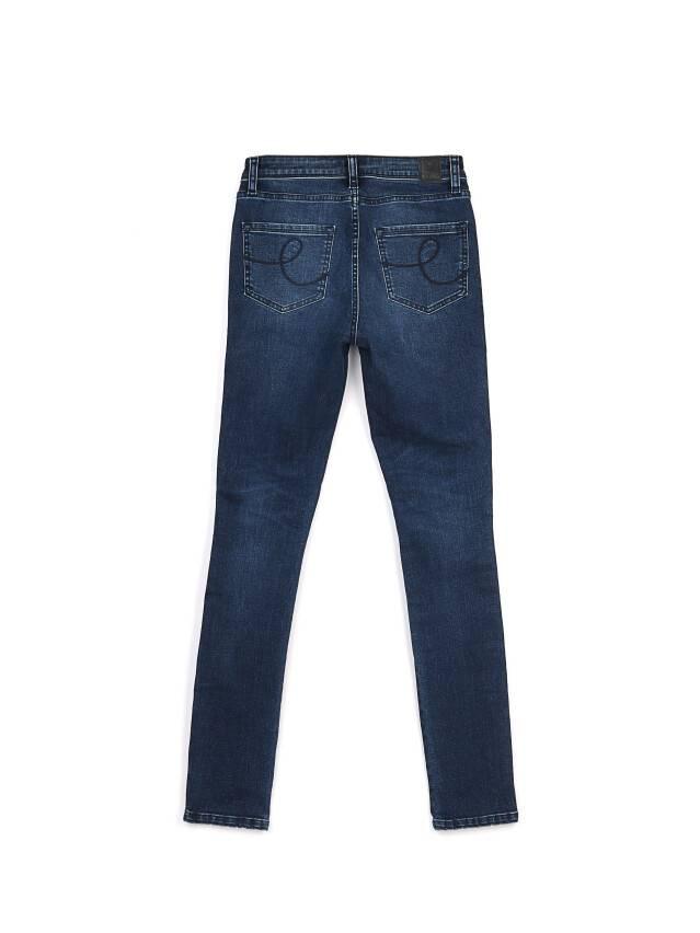 Spodnie jeansowe CONTE ELEGANT CON-99, r.170-90, ciemnoniebieski - 4
