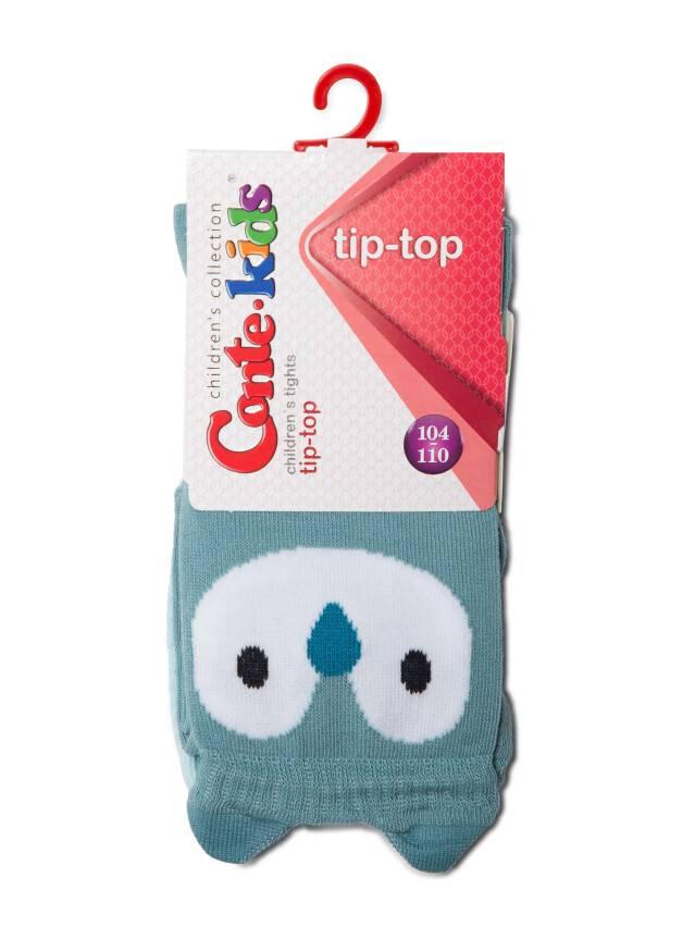 Rajstopy dziecięce CONTE KIDS TIP-TOP, r.104-110, 447 bladoturkusowy - 2