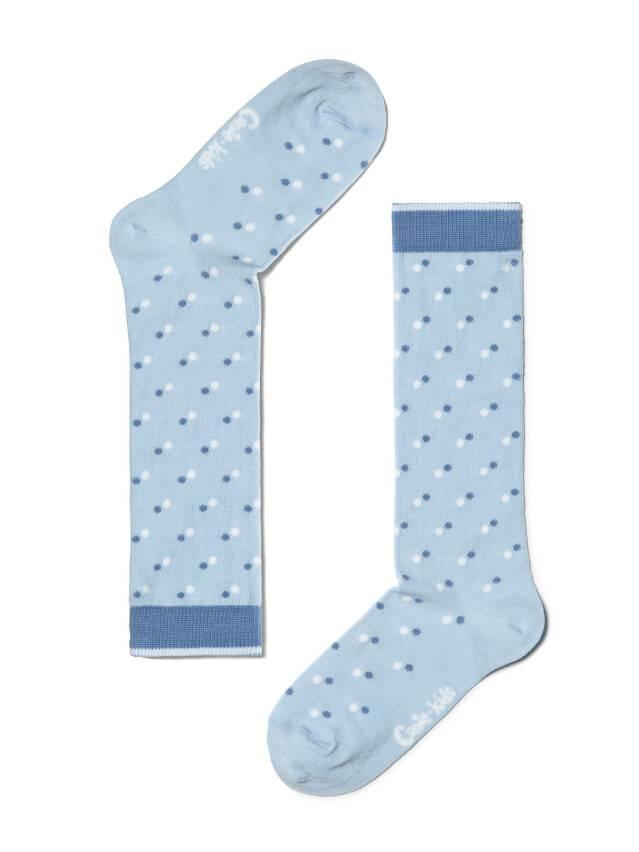 Podkolanówki dla dzieci TIP-TOP, r. 18, 037 błękitny - 1