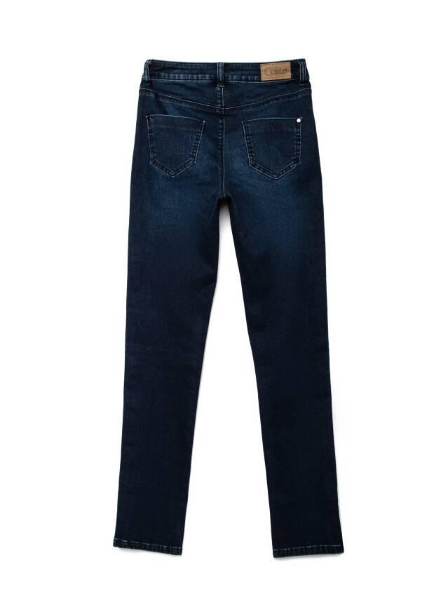Spodnie denim CONTE ELEGANT CON-136, r.170-102, dark blue - 5