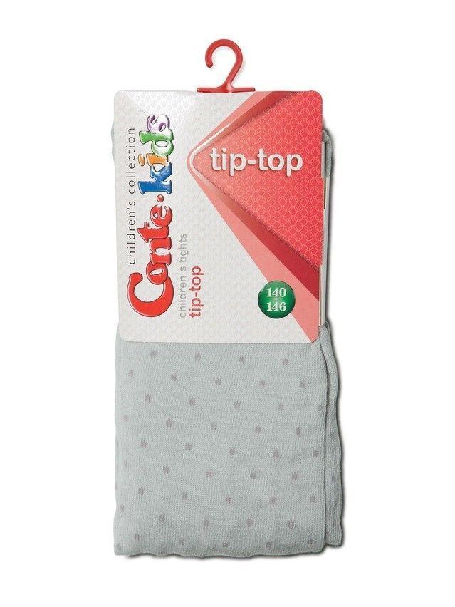 Rajstopy dla dzieci TIP-TOP, r. 140-146 (22),323 jasnoszary - 2