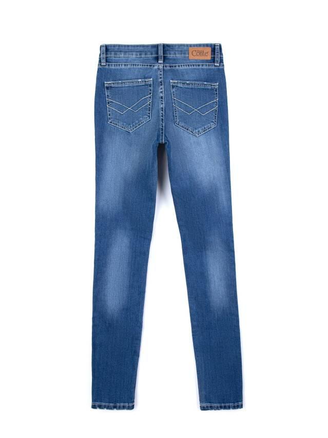 Spodnie jeansowe damskie CONTE ELEGANT 756/4909М, r.170-102, niebieski - 4