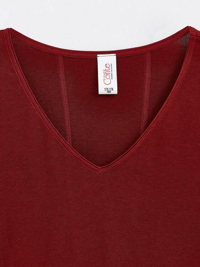Termobielizna (bluzka) 16С-187ТСП, r. 158,164-100, burgundowy - 2