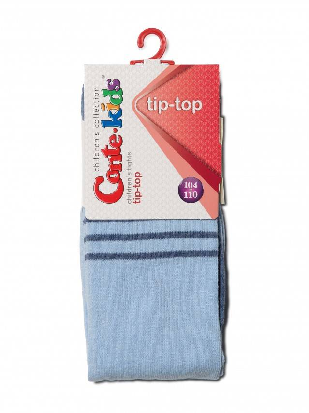 Rajstopy dziecięce TIP-TOP, r. 104-110 (16),394 błękitny - 2