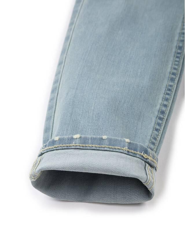 Spodnie jeansowe damskie CONTE ELEGANT 756/3465, r.170-102, błękitny - 9