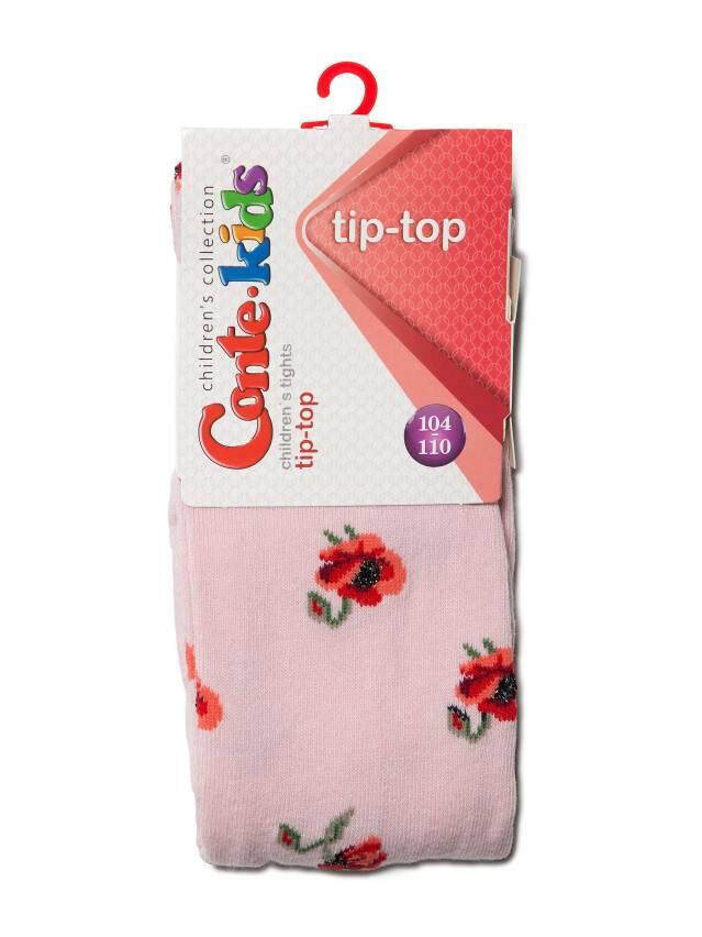 Rajstopy dla dzieci TIP-TOP (7С-78СП),r. 104-110 (16),410 jasnoróżowy - 2