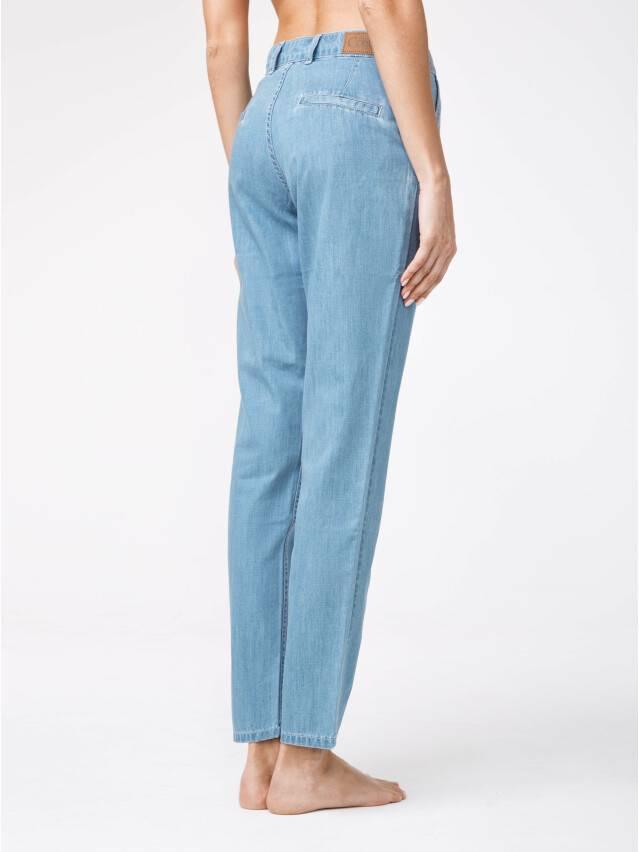 Spodnie denim CONTE ELEGANT CON-140, r.170-102, bleach blue - 3
