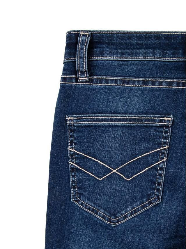 Spodnie jeansowe damskie CONTE ELEGANT CELG 4640/4915D, r.170-102, niebieski - 7