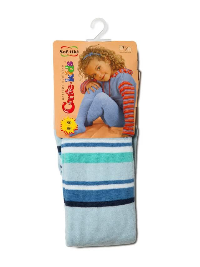 Rajstopy dla dzieci SOF-TIKI 7С-38СП, r.80-86 (14),223 jasnobłękitny - 1