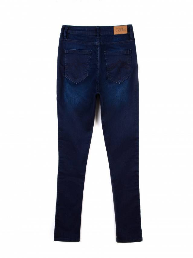 Spodnie denim CONTE ELEGANT CON-82, r.170-90, ciemnoniebieski - 4