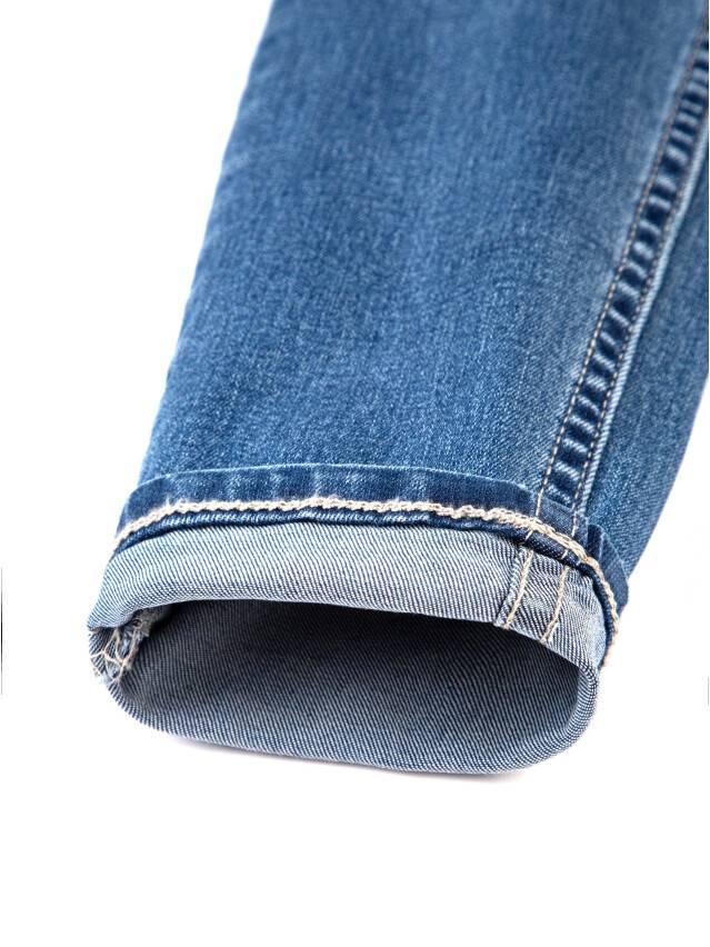 Jeansy modelujące Skinny w średnim kroju 4640/4915L 8