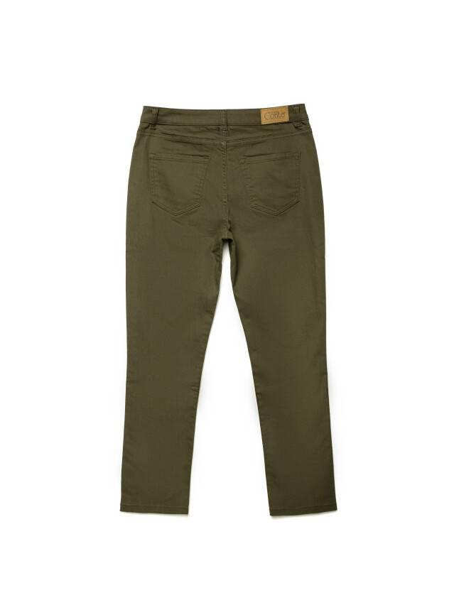 Spodnie denim CONTE ELEGANT CON-139A, r.170-94, khaki - 4