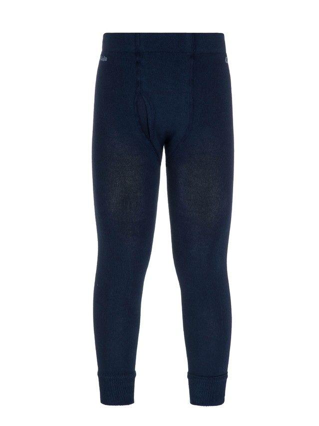 Legginsy dla chłopców MAX, r. 104-110, 000 ciemnoniebieski - 1