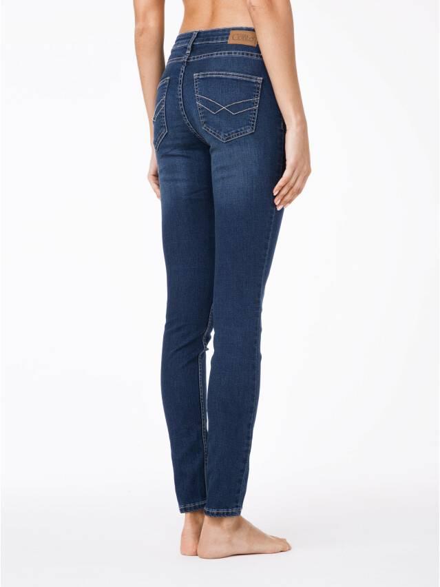 Spodnie jeansowe damskie CONTE ELEGANT CELG 4640/4915D, r.170-102, niebieski - 2