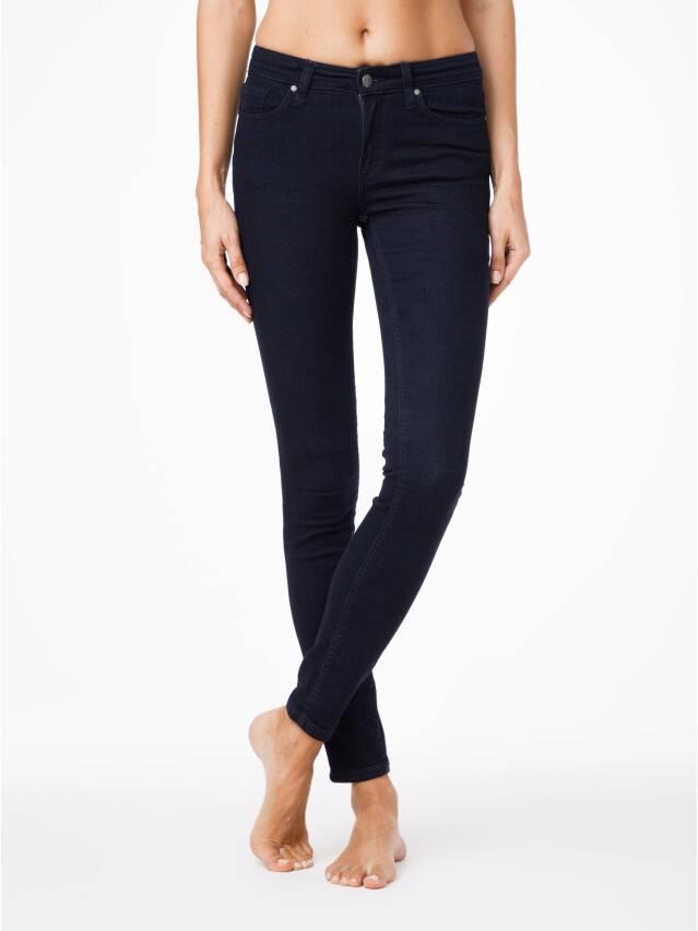 Spodnie jeansowe damskie CONTE ELEGANT 623-100R, r. 170-102, ciemnoniebieski - 1