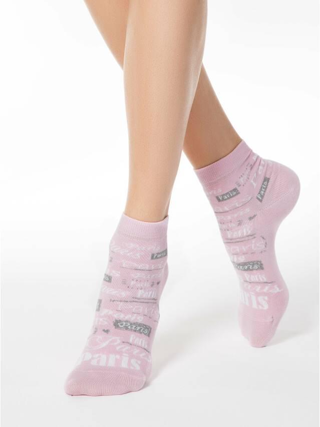 Skarpety damskie CONTE ELEGANT CLASSIC, r.23, 120 light pink - 1