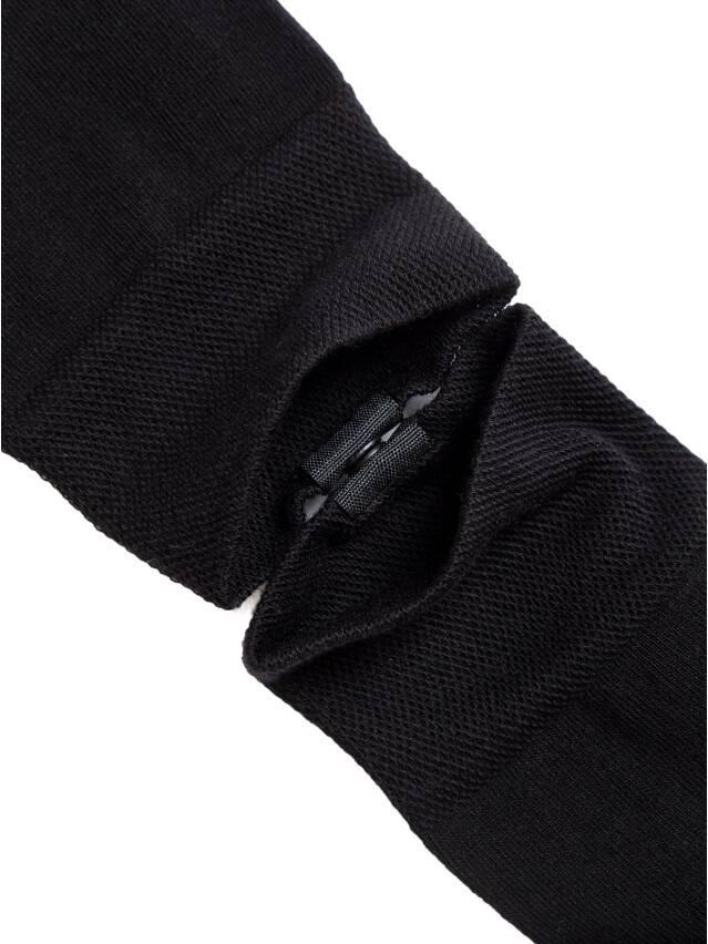 Skarpety męskie CLASSIC (z napem) 17С-104СП, r. 25, czarny, 000 - 3