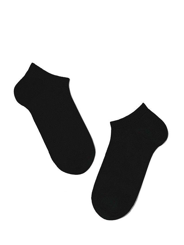 Skarpety damskie wiskozowe ACTIVE (ultrakrótkie, tencel) 15С-77СП, r.23, 079 czarny - 2