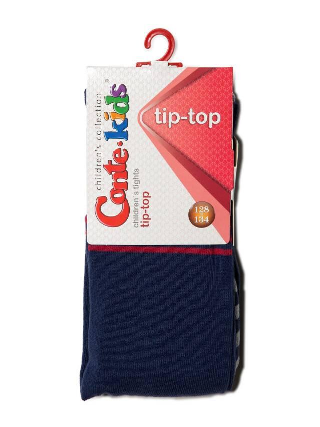Rajstopy dla dzieci CONTE-KIDS TIP-TOP, r.116-122 (18),452 granatowy - 2