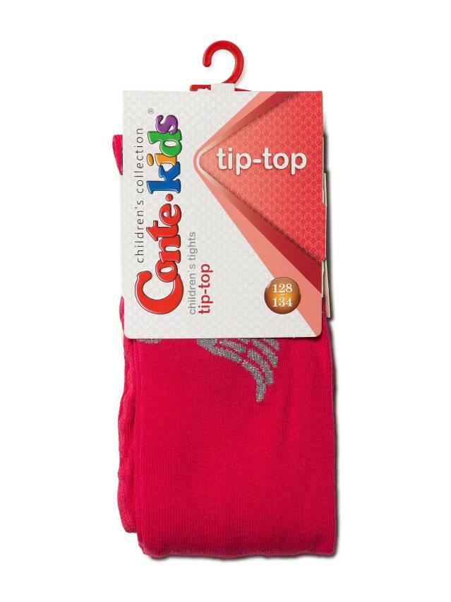 Rajstopy dla dzieci TIP-TOP (7С-78СП),r. 128-134 (20),411 malinowy - 3