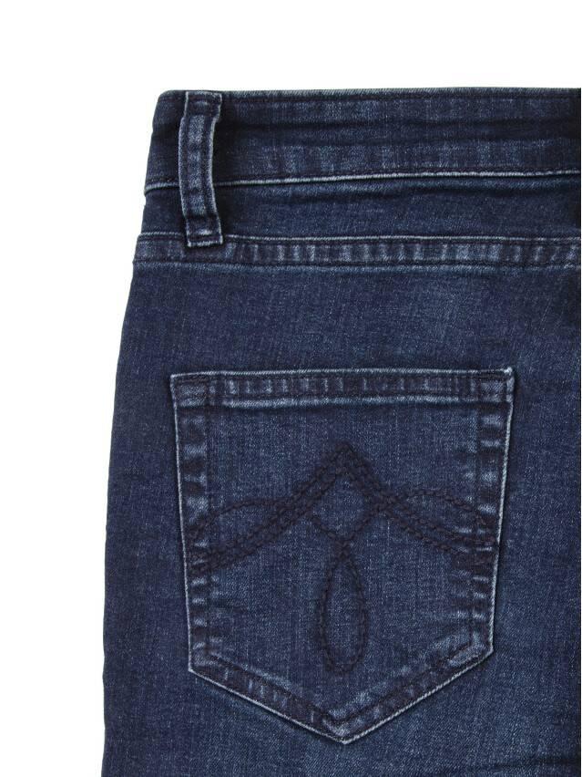 Spodnie jeansowe damskie CONTE ELEGANT 623-100D, r.170-102, ciemnoniebieski - 8