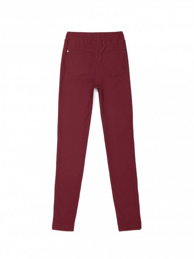 Jegginsy CONTE ELEGANT WINDY+, r.170-106, dark bordo - 4