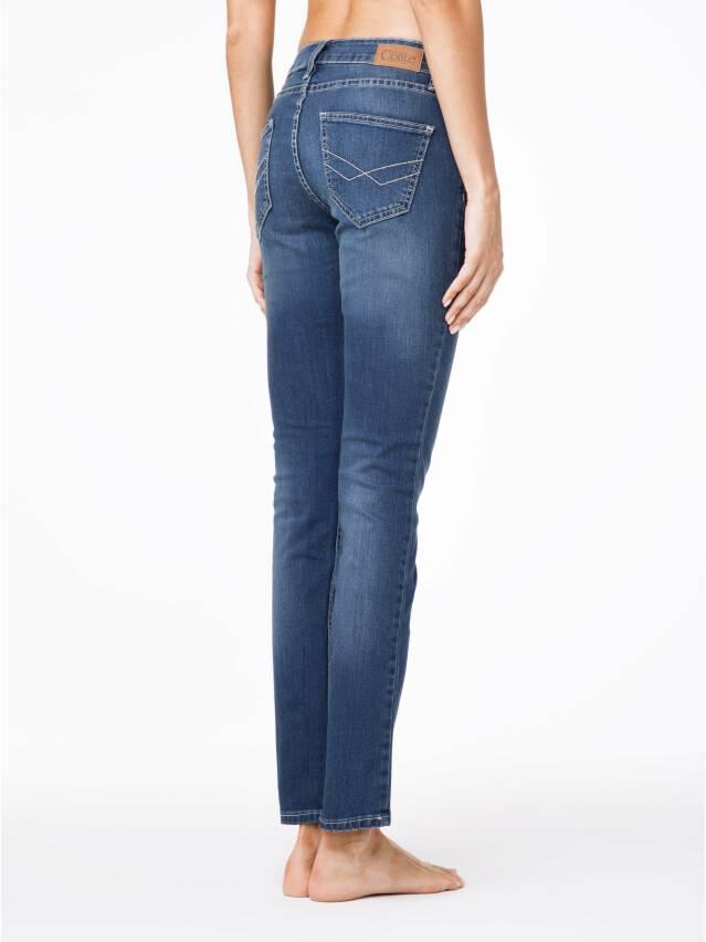 Jeansy klasyczne proste o średnim kroju 2091/49123 2