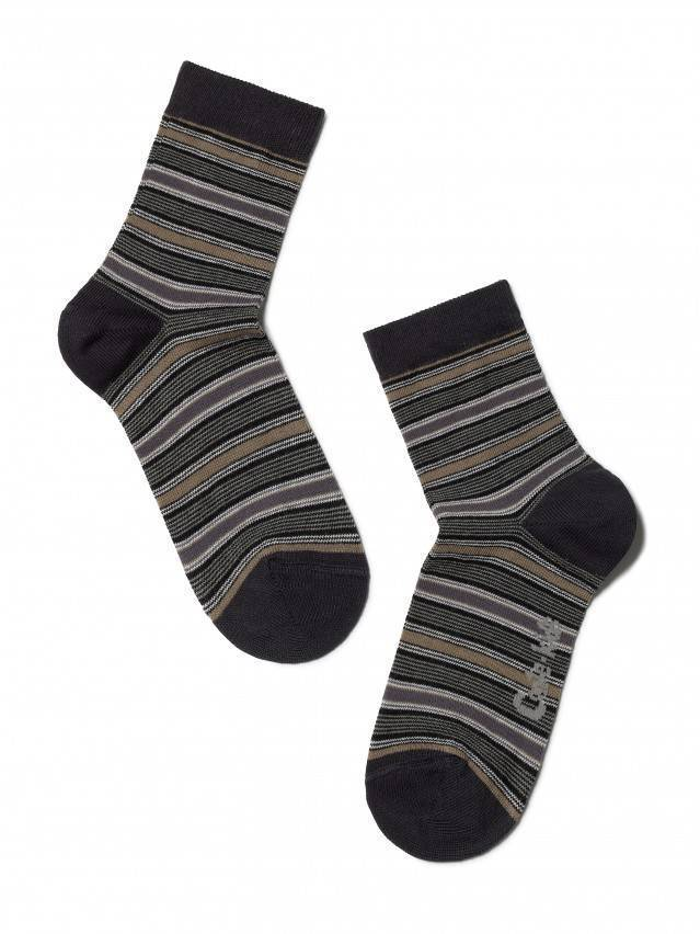 Skarpety dziecięce TIP-TOP, r. 16, 195 ciemny jeans - 1