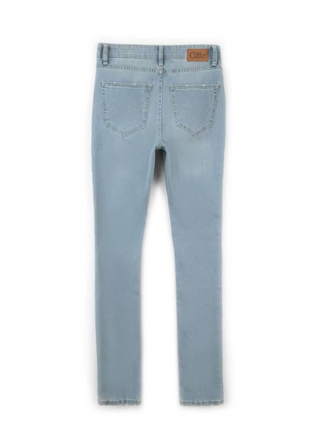 Spodnie jeansowe damskie CONTE ELEGANT 756/3465, r.170-102, błękitny - 5