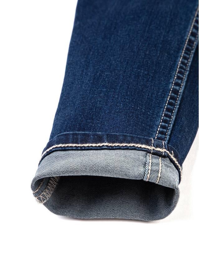 Spodnie jeansowe damskie CONTE ELEGANT CELG 4640/4915D, r.170-102, niebieski - 8