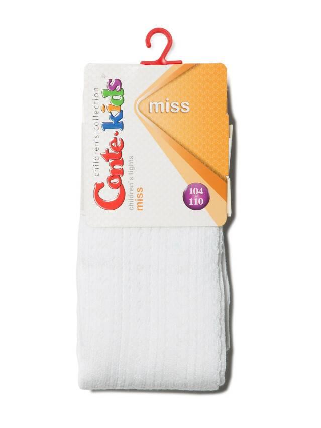 Rajstopy dla dzieci MISS, r.104-110 (16),270 biały - 2