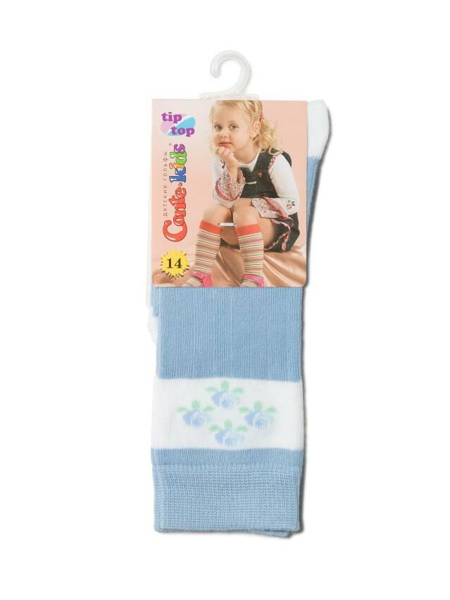 Podkolanówki dla dzieci TIP-TOP, r. 14, 014 błękitny - 2