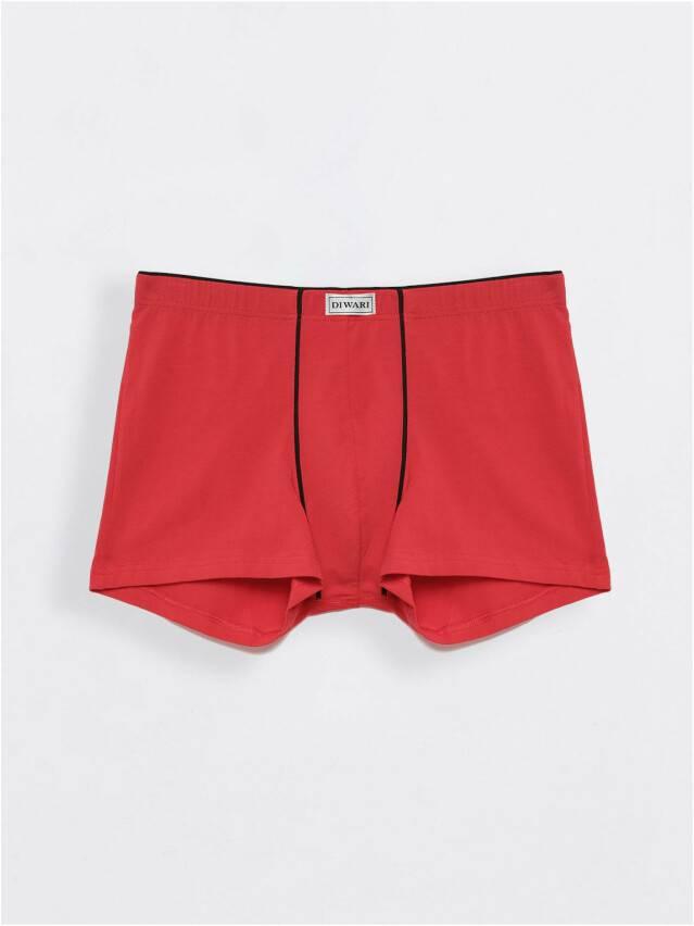 Bokserki męskie bawełniane PREMIUM SHORTS 760, r.78,82/S, czerwony - 1