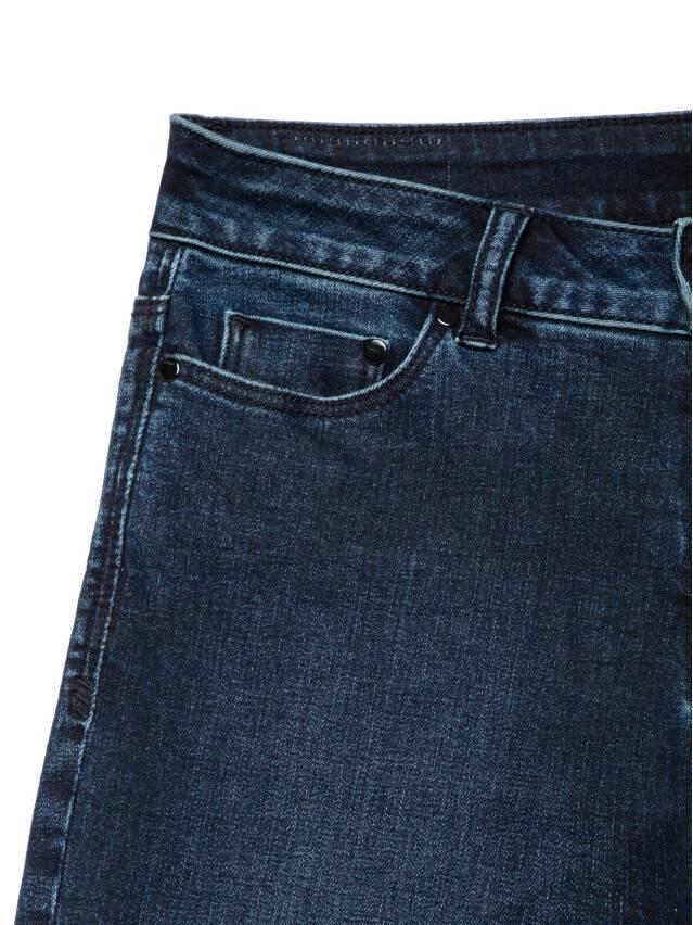 Spodnie denim CONTE ELEGANT CON-136, r.170-102, dark blue - 6