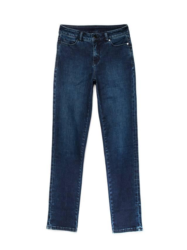 Spodnie denim CONTE ELEGANT CON-136, r.170-102, dark blue - 4