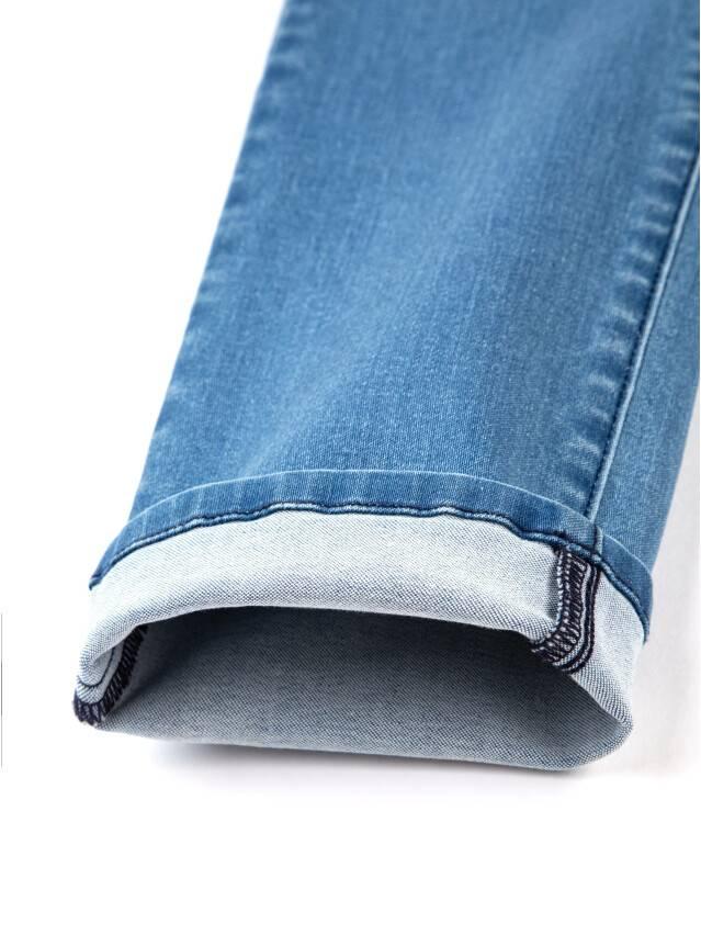 Spodnie denim CONTE ELEGANT CON-47, r.164-90, ciemnoniebieski - 8