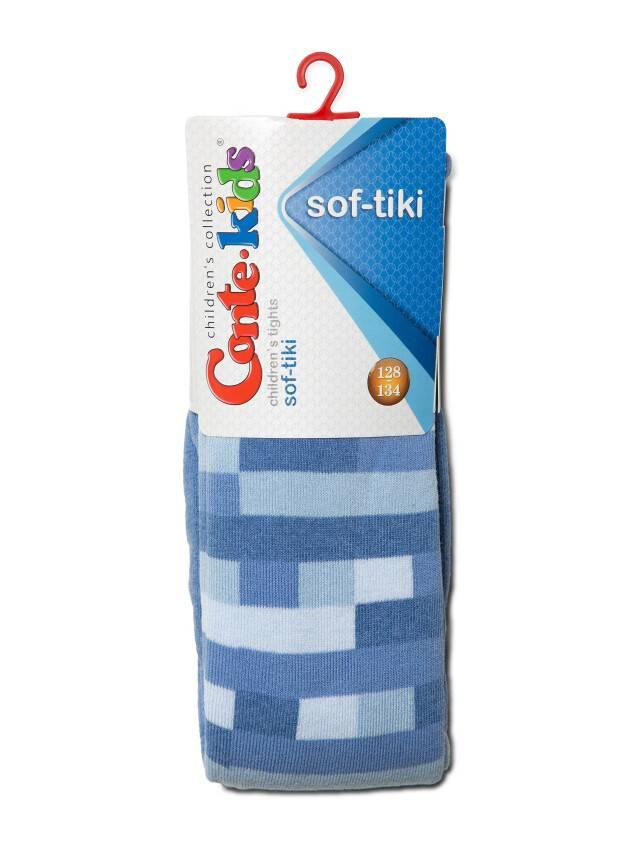 Rajstopy dla dzieci SOF-TIKI 7С-38СП, r. 116-122 (18),393 błękitny - 2