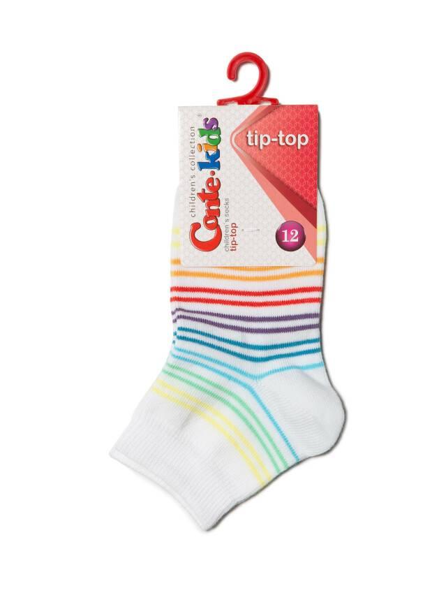 Skarpety dziecięce TIP-TOP, r. 14, 256 biały - 2