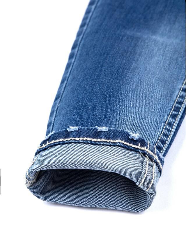 Spodnie jeansowe damskie CONTE ELEGANT 756/4909М, r.170-102, niebieski - 8