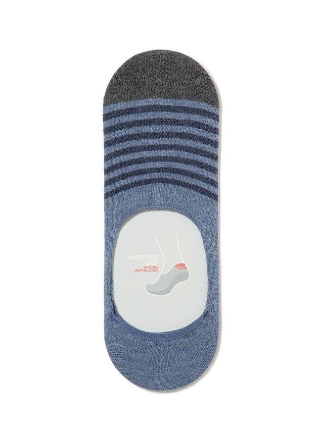 Stopki męskie bawełniane DIWARI CLASSIC,r.25, 052 jeans - 1